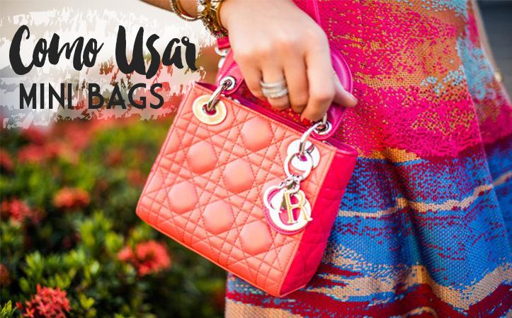 Cómo usar: mini bags – mini carteras
