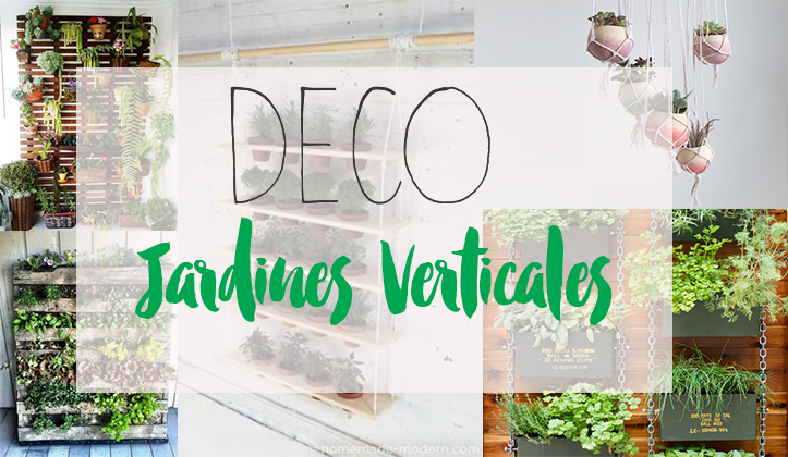 Deco jardines verticales en casa hache beauty - Como hacer jardines verticales ...