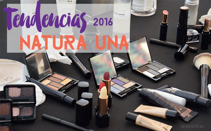 Otoño-Invierno 2016: Tendencias de maquillaje por Natura UNA y Vero Mendoza