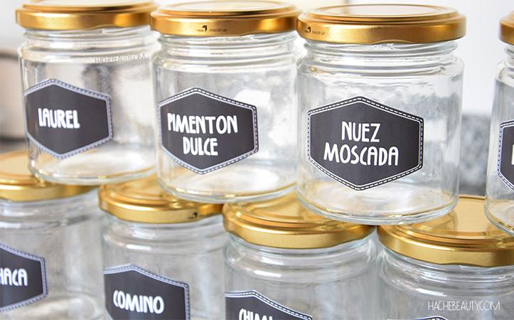 diy frascos con etiquetas 8